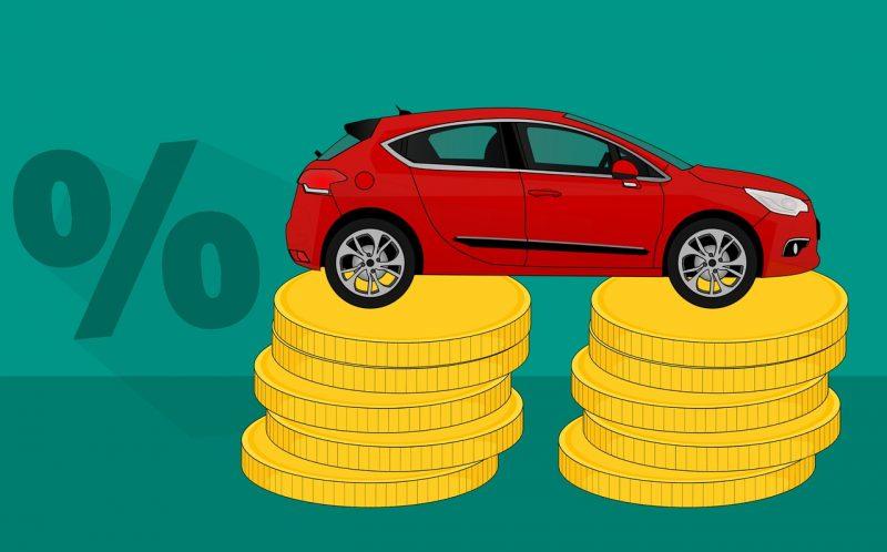 רכב אחוזים וכסף